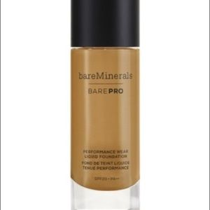 Bareminerals liquid foundation makeup chai brown
